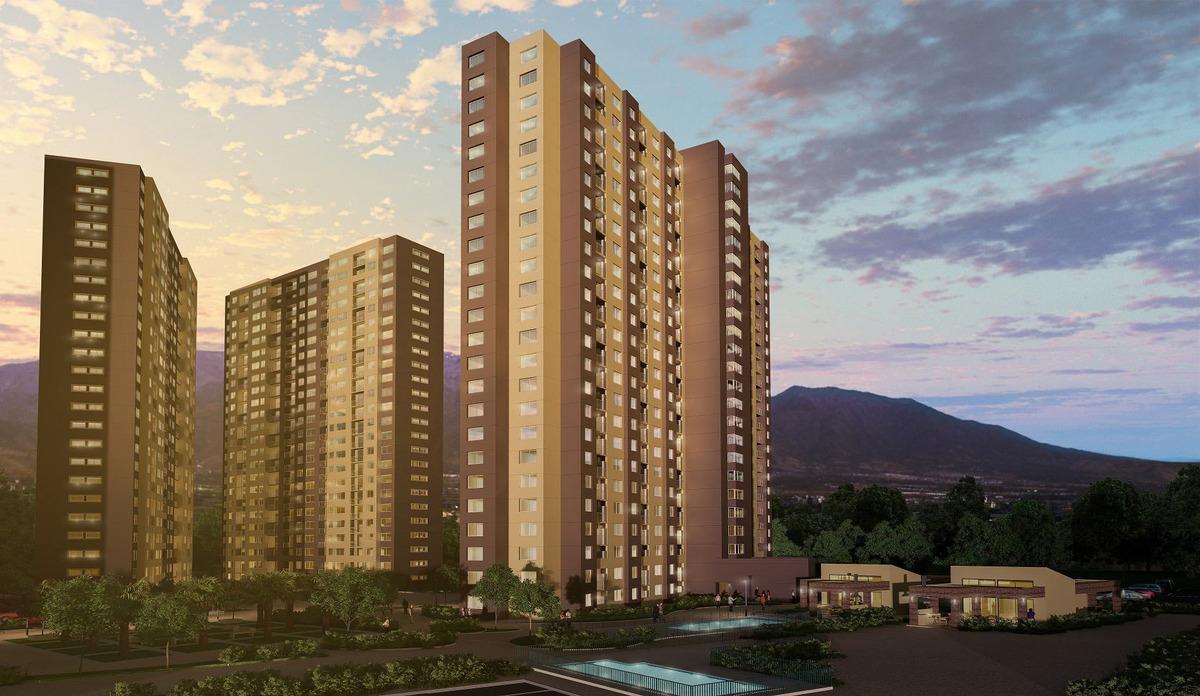 proyecto barrio parque santiago- torre 8 y 9