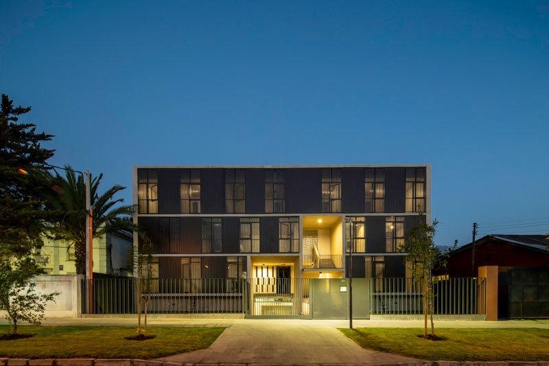 proyecto casa holanda