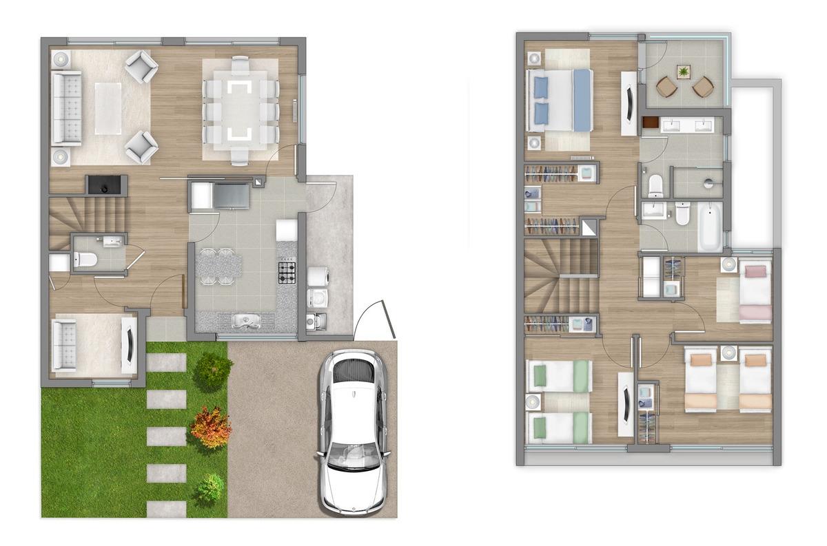 proyecto casa reñaca barrio privado