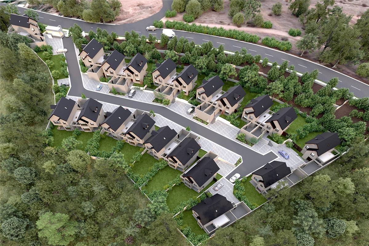 proyecto casas camino la cumbre