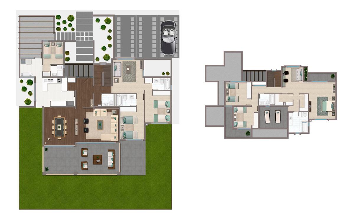 proyecto casas de  la laguna