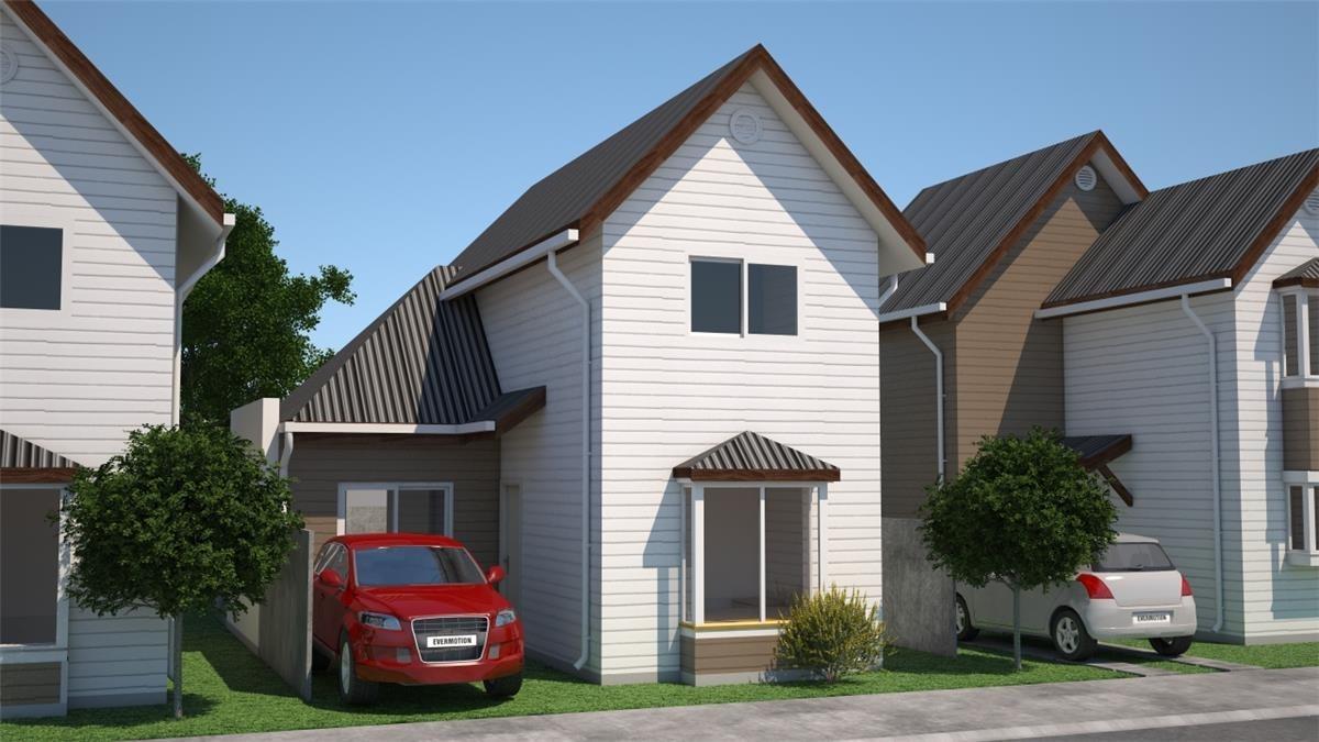 proyecto casas del valle 3