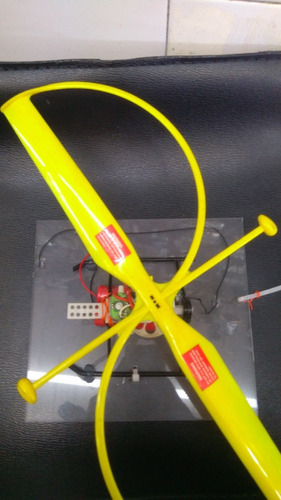 proyecto casero electronico motores drom escolar