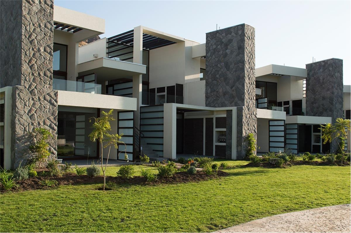 proyecto chicureo townhouse