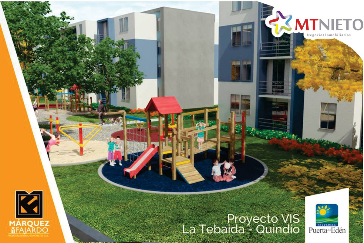 proyecto ciudadela de apartamentos la tebaida