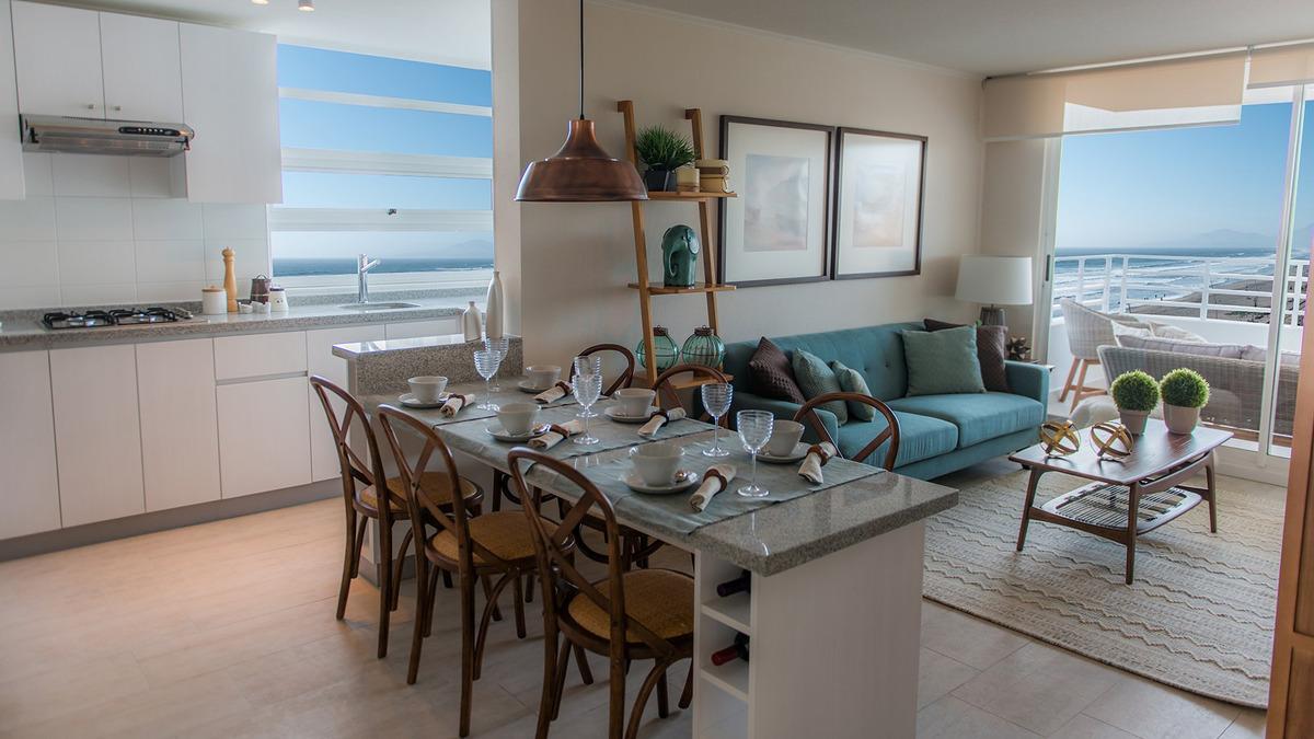 proyecto condominio avenida del mar