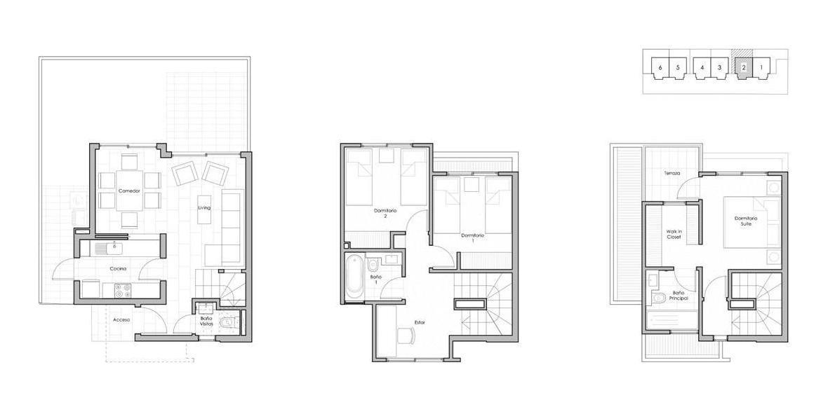 proyecto condominio corcolenes