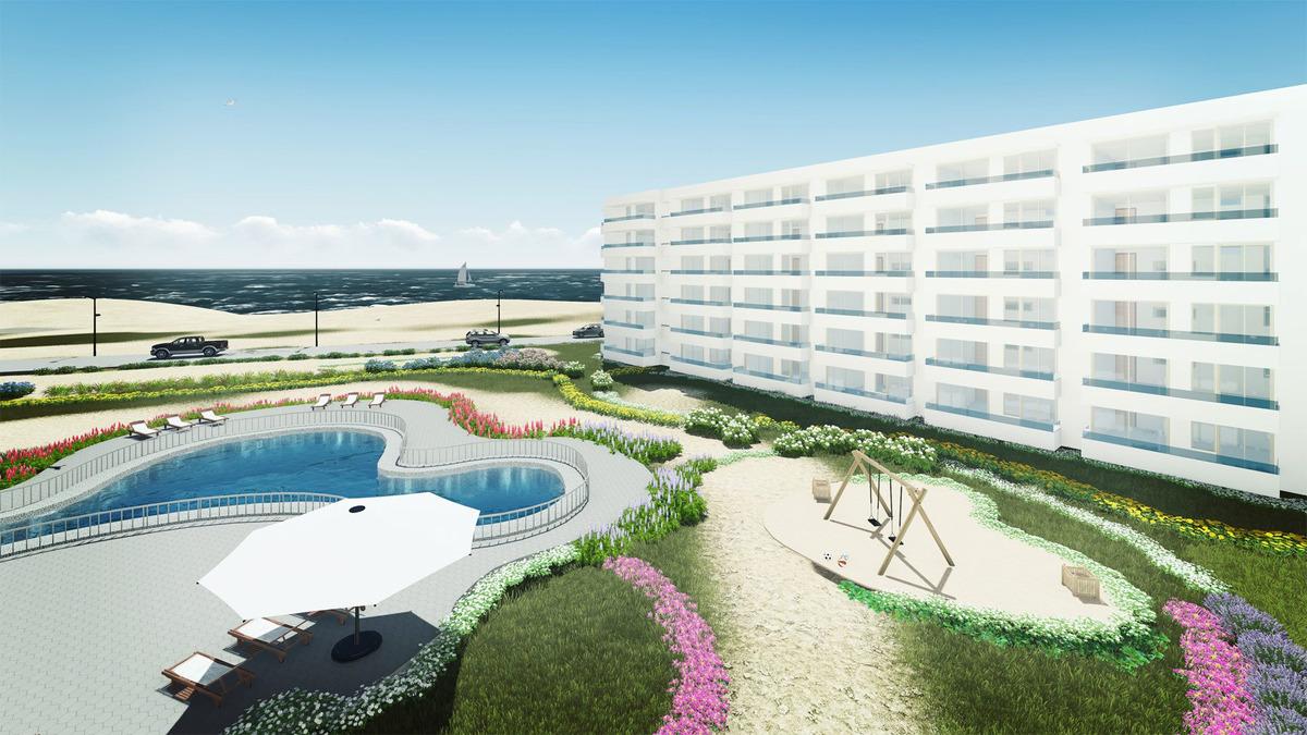 proyecto condominio costanera del mar los molles