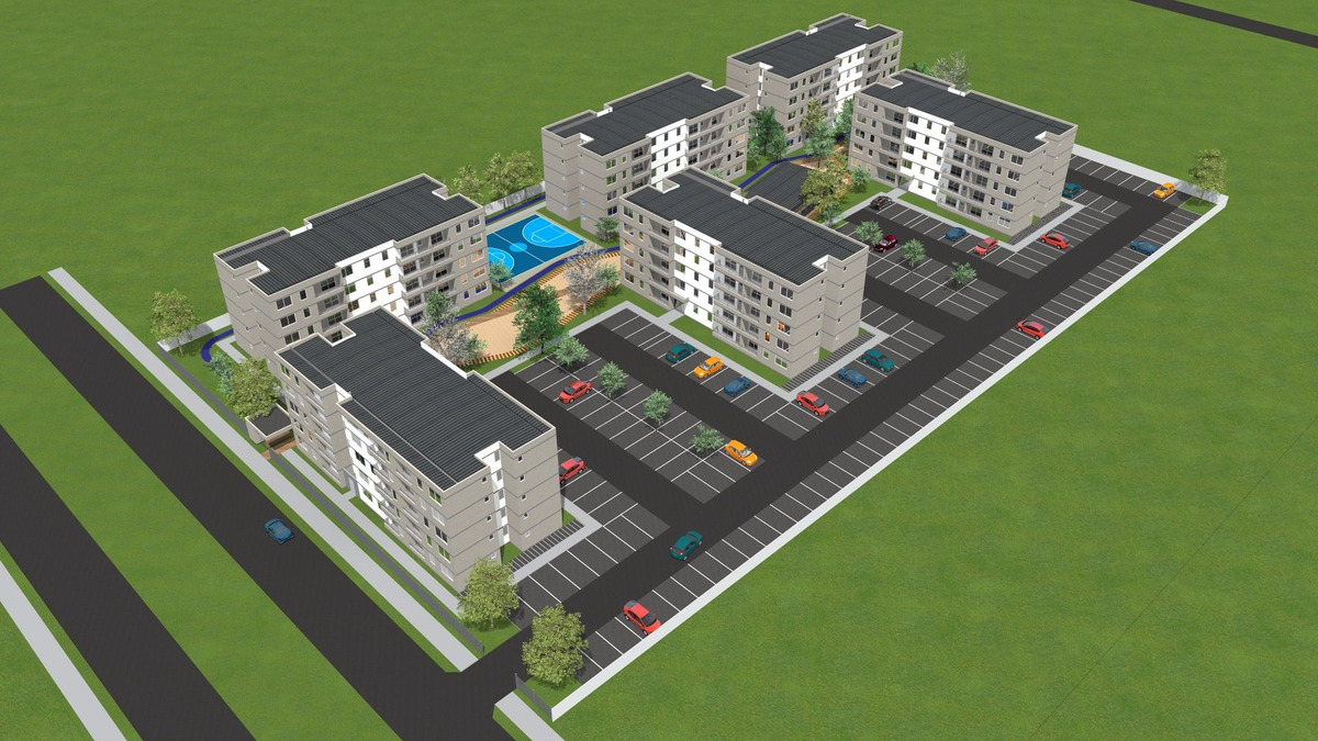 proyecto condominio don pedro ii