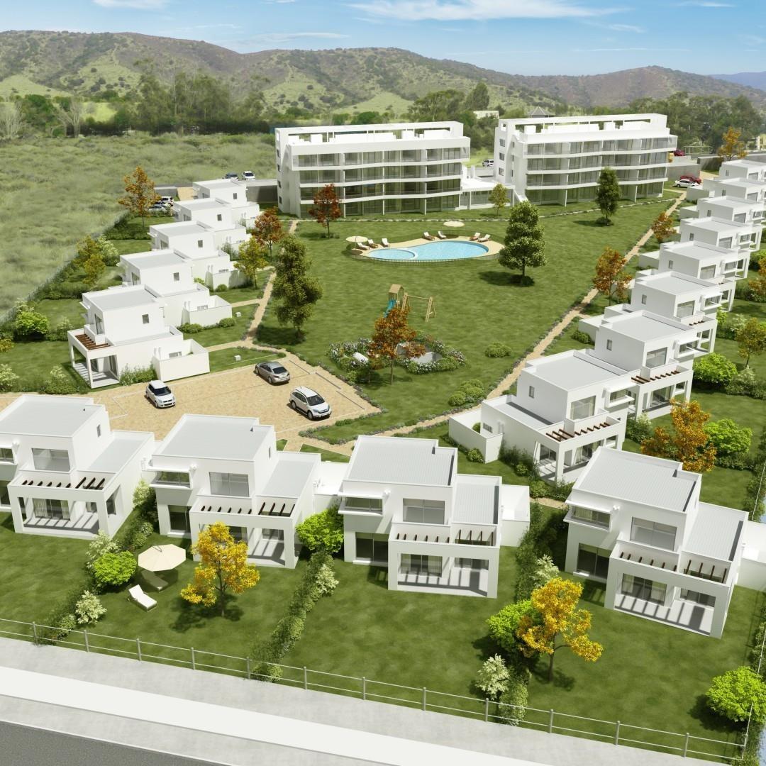proyecto condominio dunas de puyai - casas