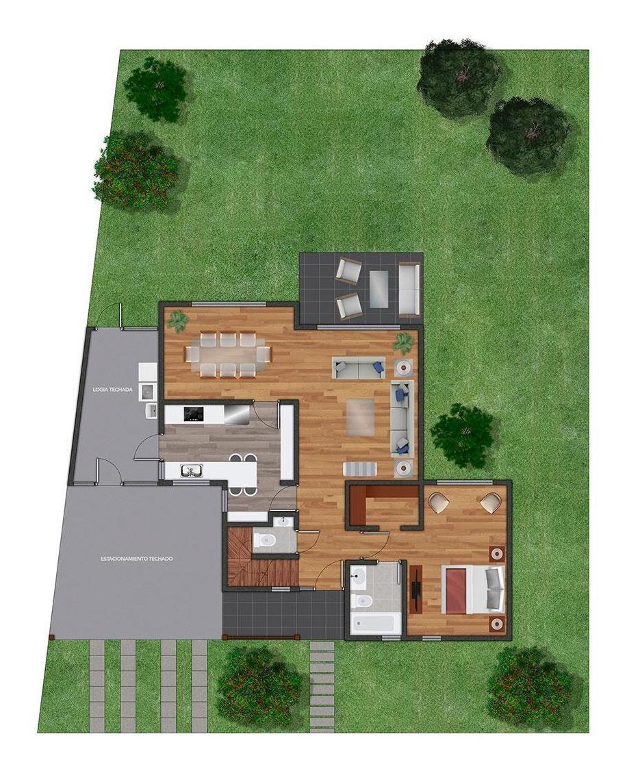 proyecto condominio el bayo  etapa 3