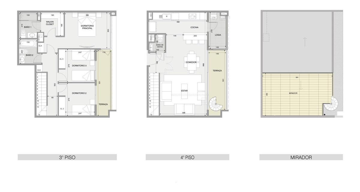proyecto condominio el refugio de las pircas