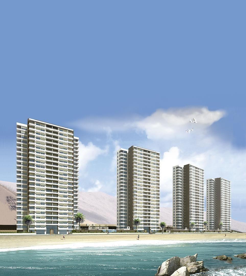 proyecto condominio gran pacífico - etapa 2