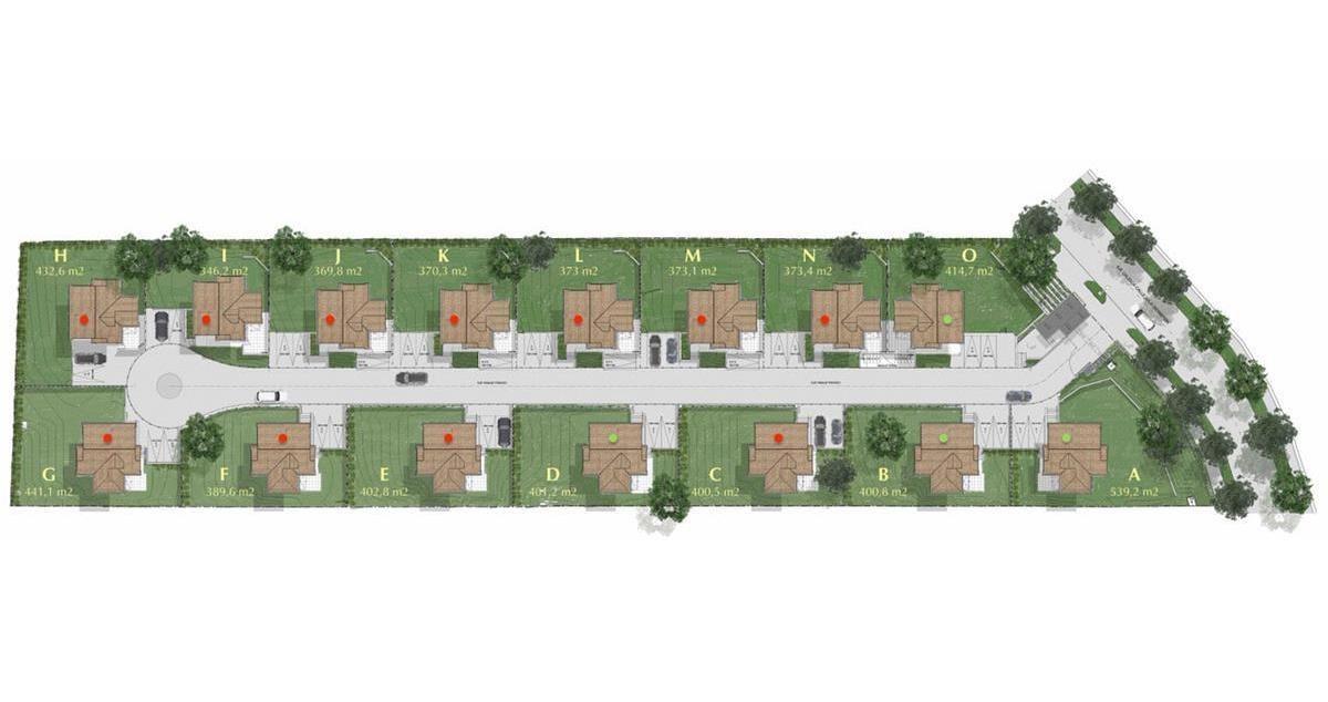 proyecto condominio hacienda las palmas