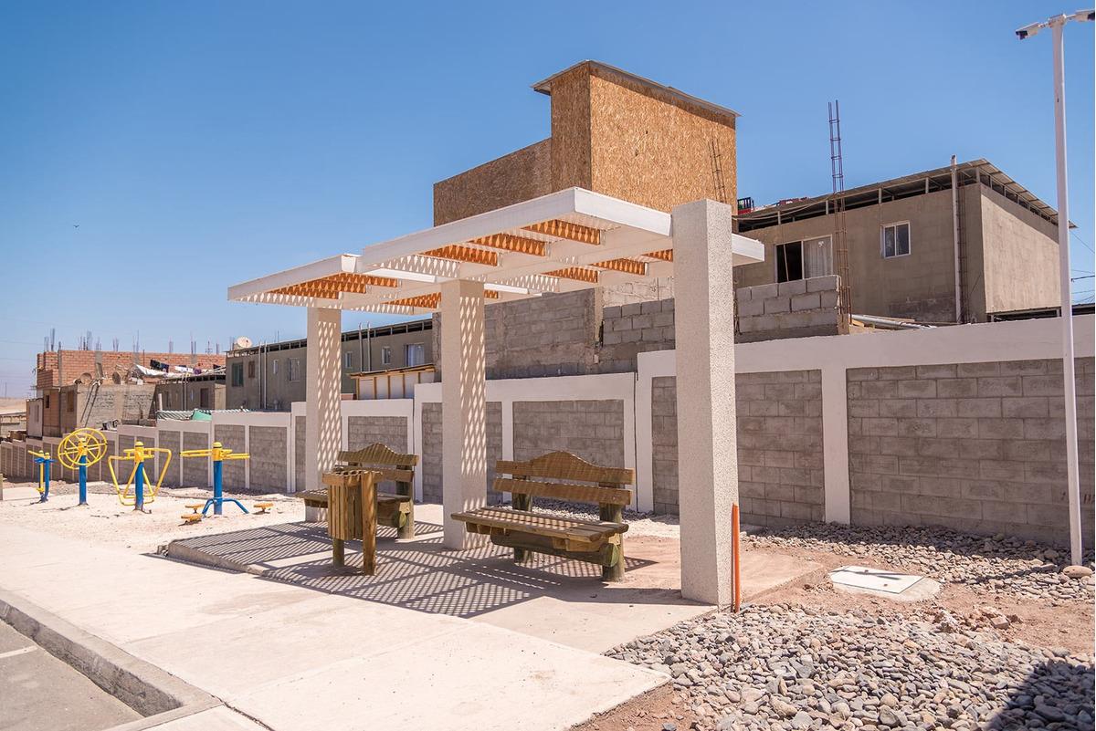 proyecto condominio huantajaya