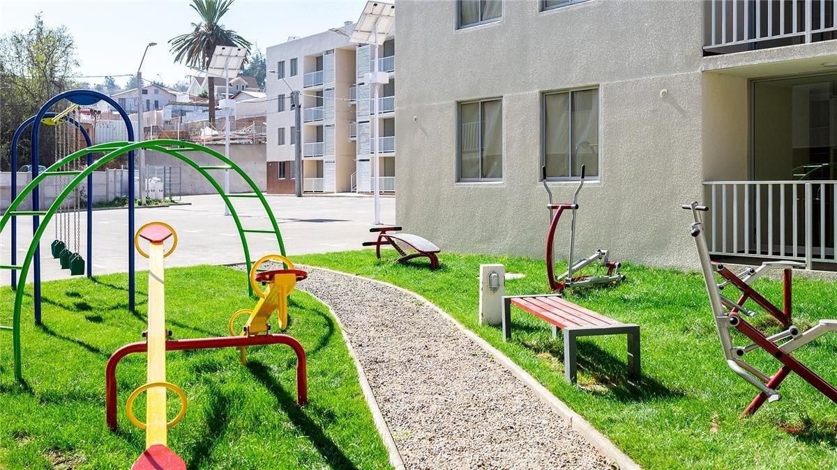 proyecto condominio jardines de valdivia
