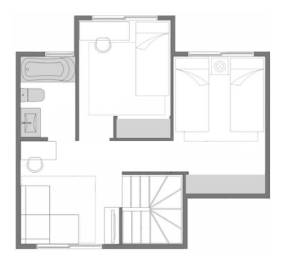 proyecto condominio kaiken