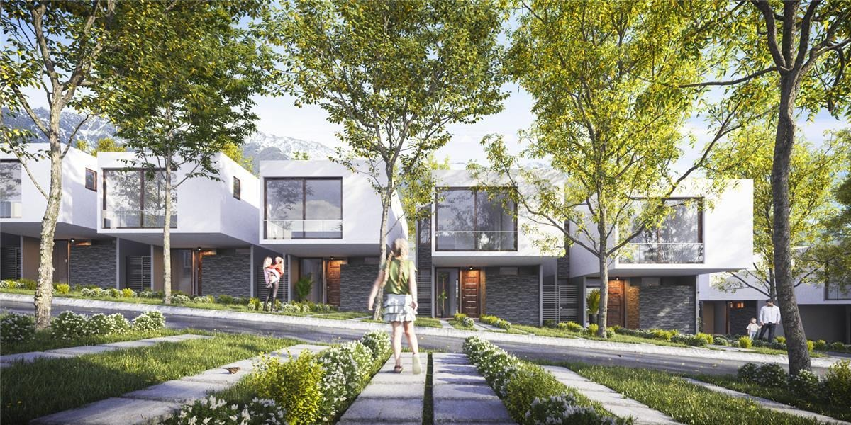 proyecto condominio la reserva de las pircas