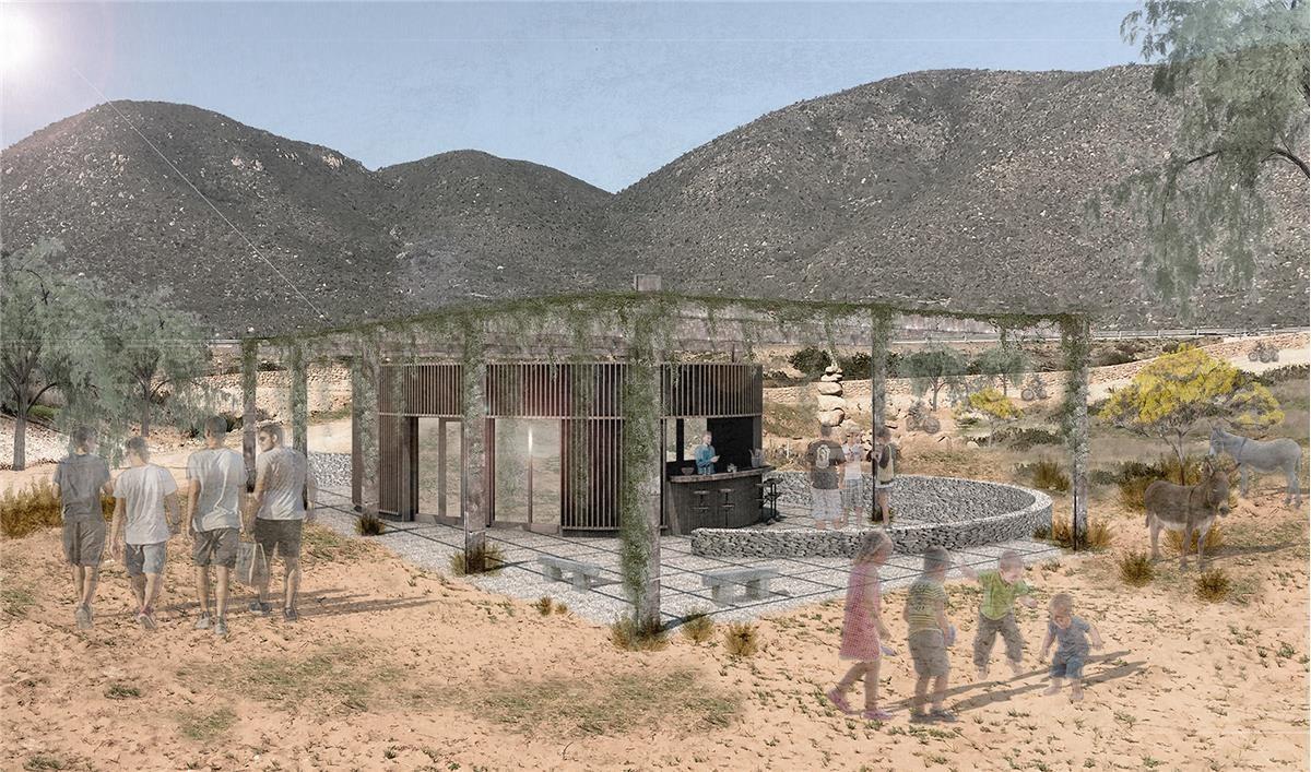 proyecto condominio las mostazas