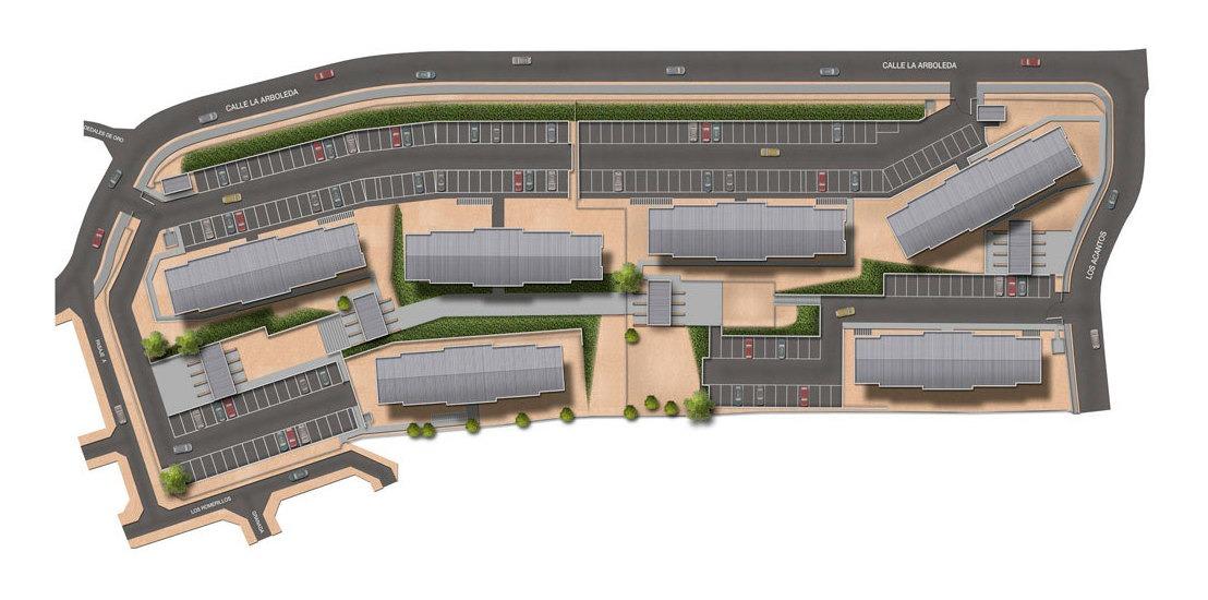 proyecto condominio las ochagavias