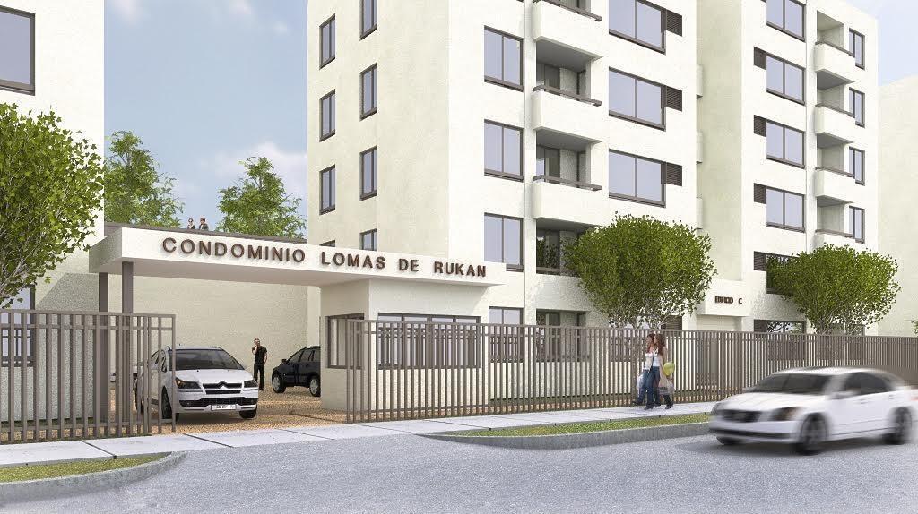 proyecto condominio lomas de rukan