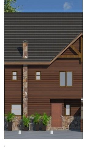 proyecto condominio los alerces de alicura - casas
