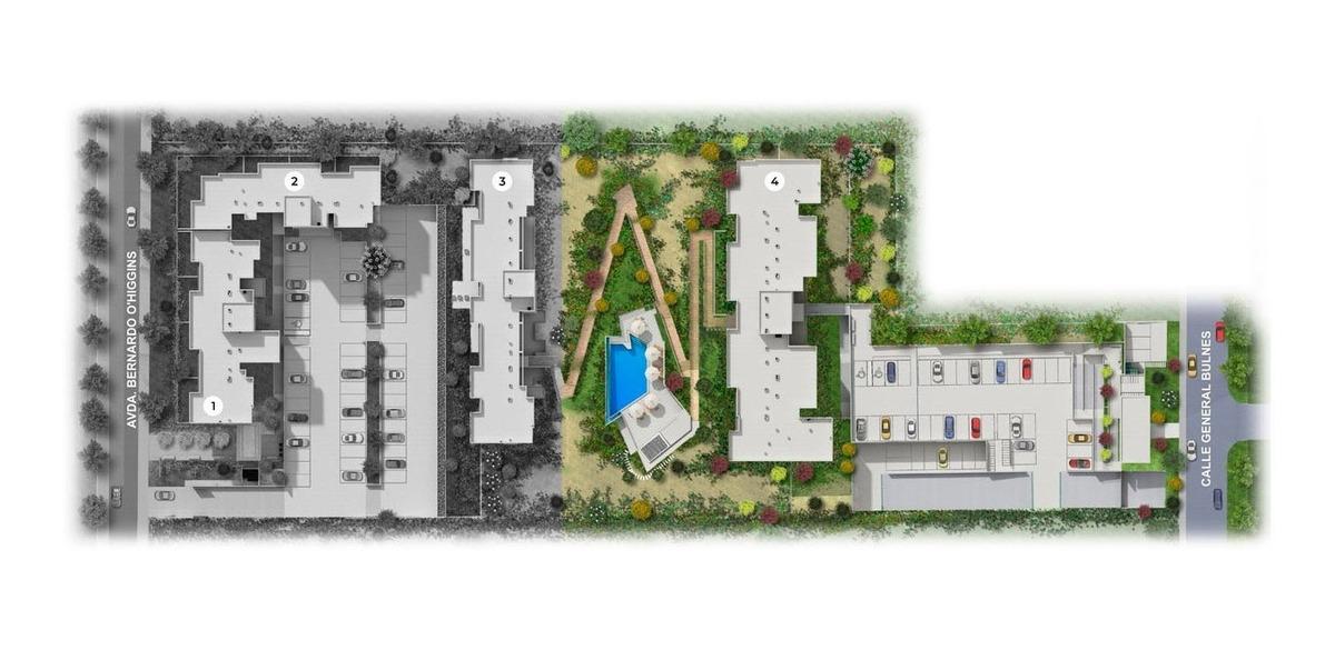 proyecto condominio los almendros reñaca