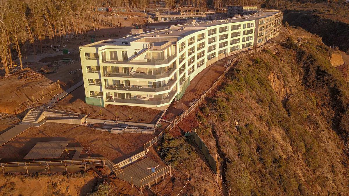 proyecto condominio mirador el yeco