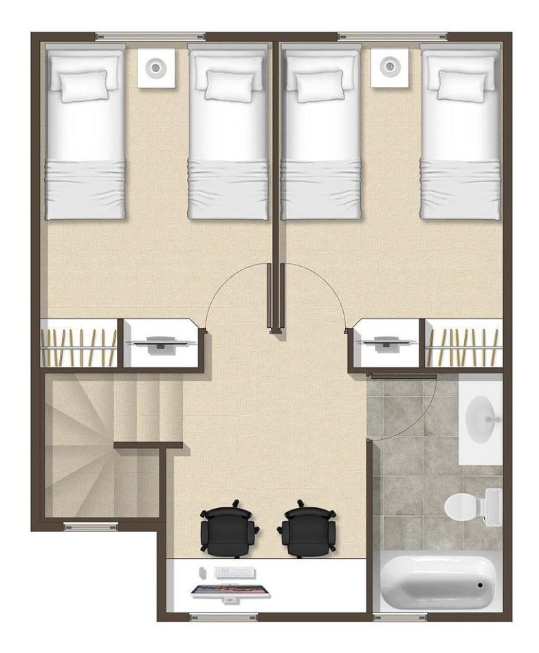 proyecto condominio newén