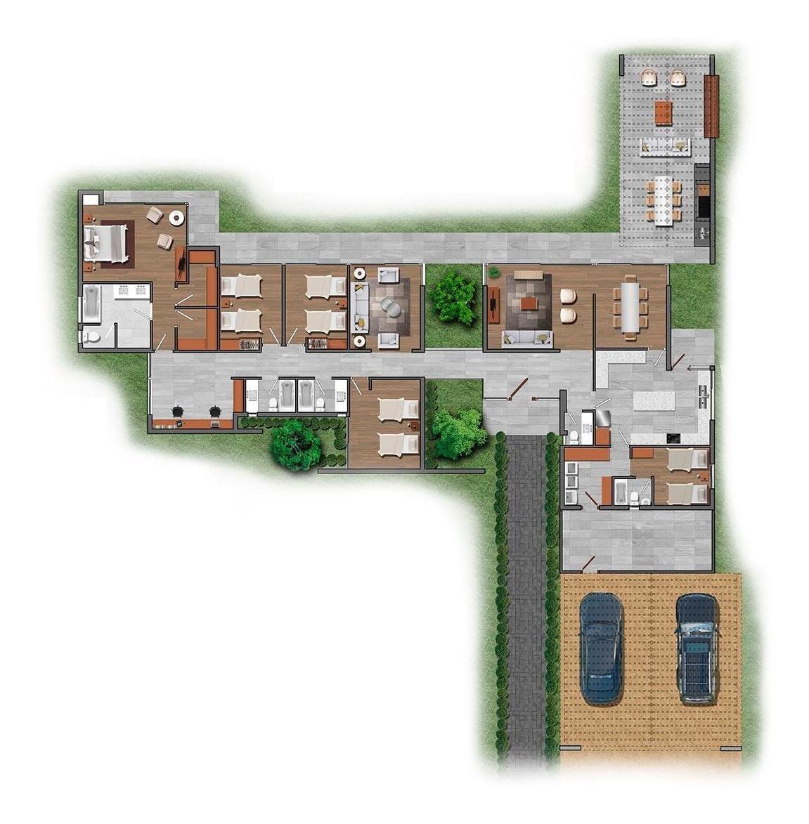 proyecto condominio nogales de chicureo
