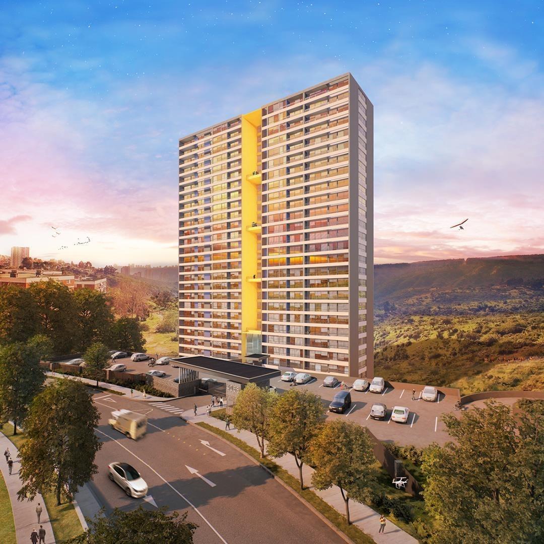 proyecto condominio panorámico