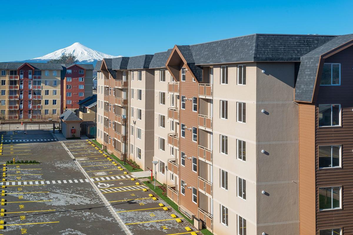 proyecto condominio parque al volcán