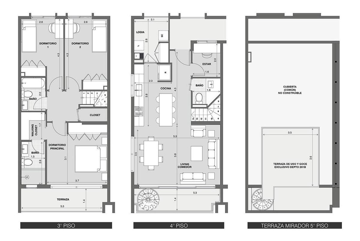 proyecto condominio parque casanova