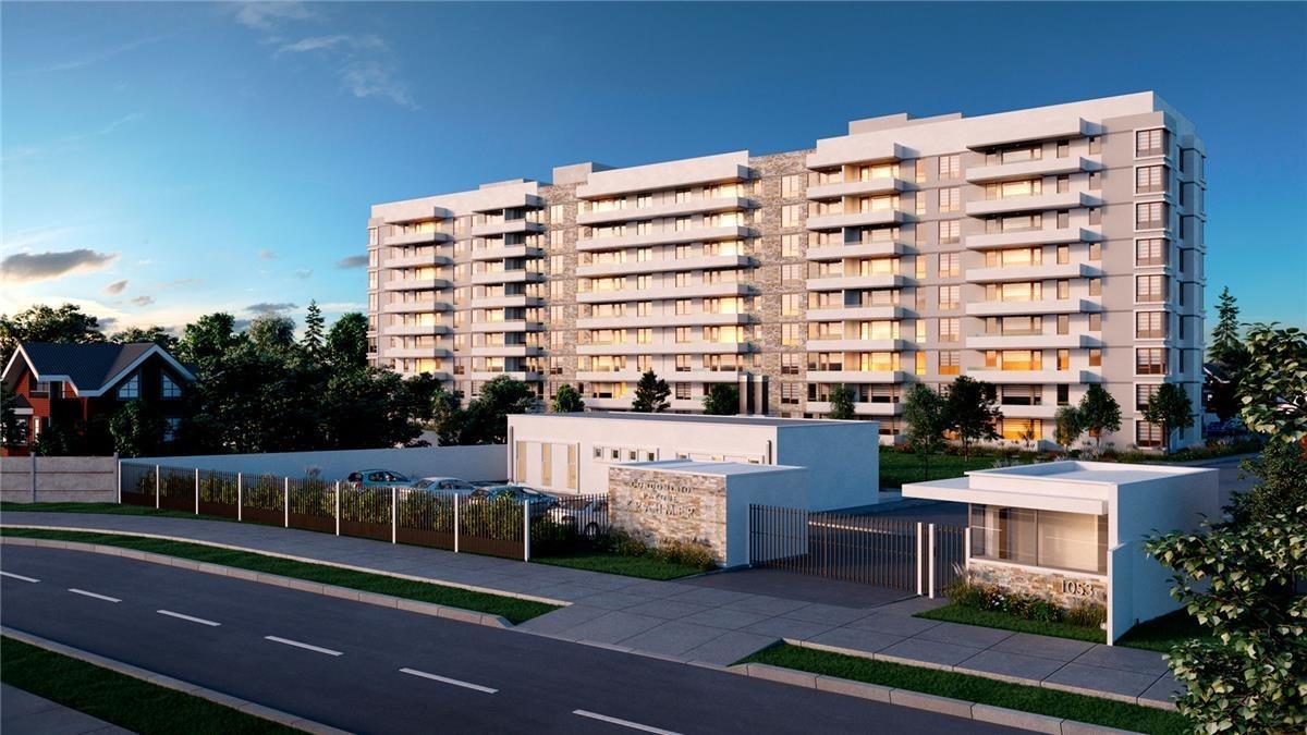 proyecto condominio parque krahmer
