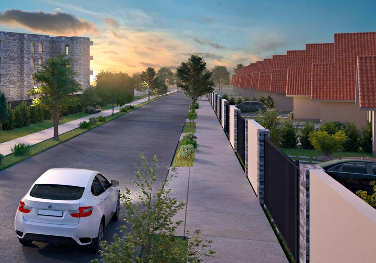 proyecto condominio peñón oriente - casas
