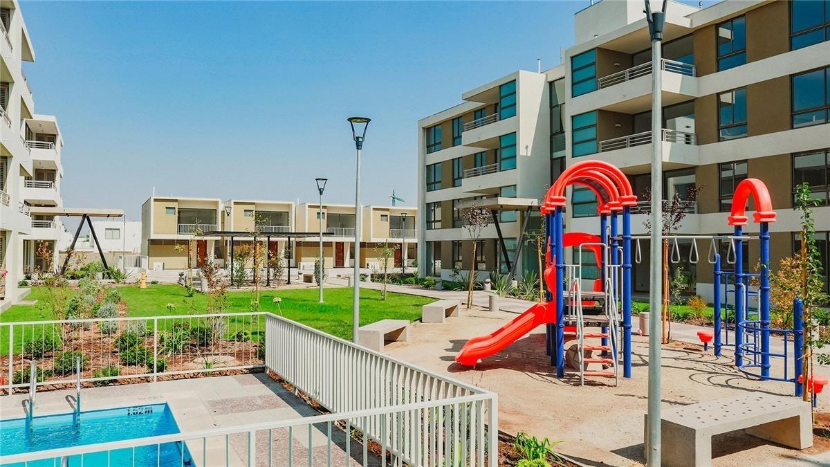 proyecto condominio plaza el roble - departamentos