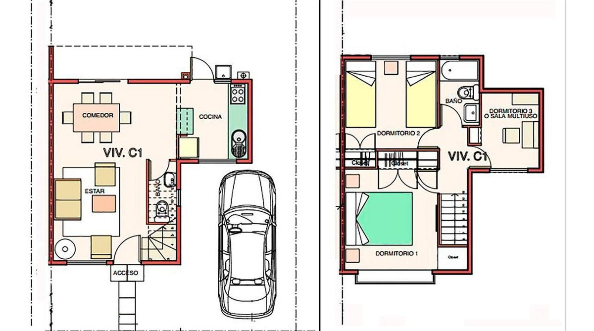 proyecto condominio reina del tamarugal iii