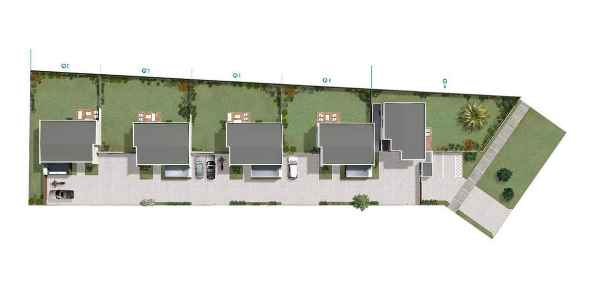 proyecto condominio reina las perdices