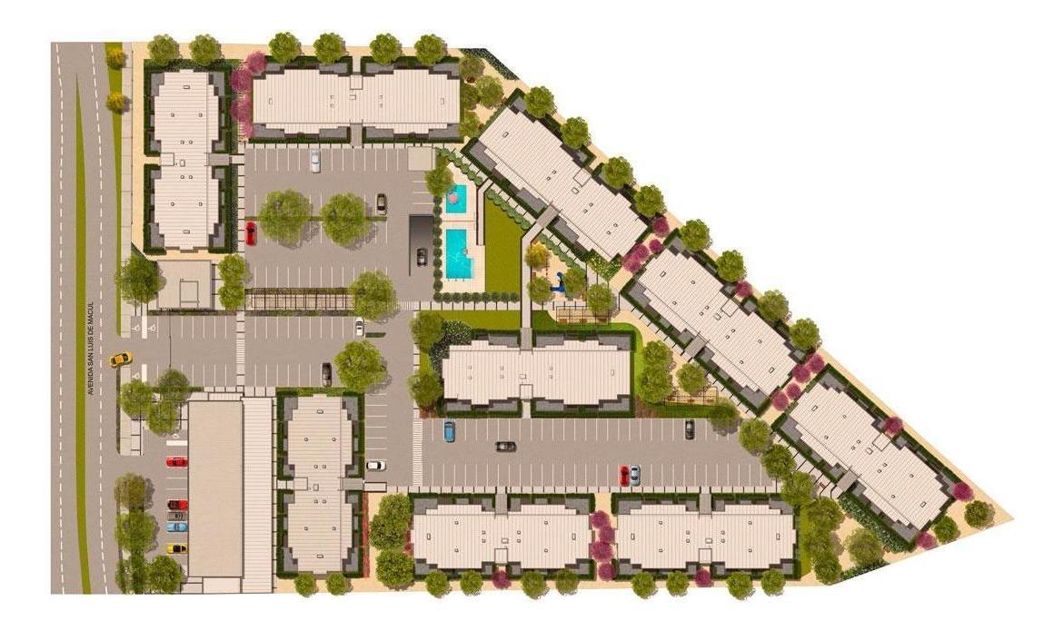 proyecto condominio san luis de macul