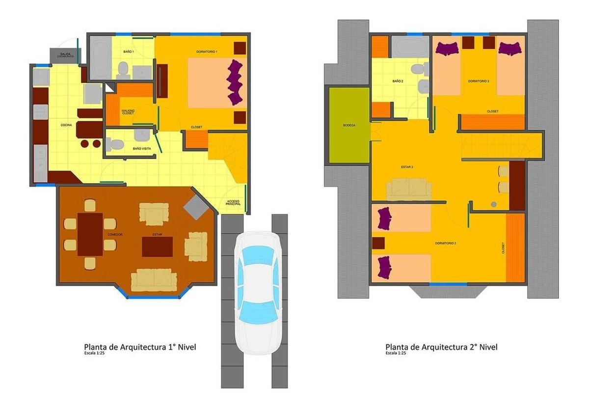 proyecto condominio san mateo
