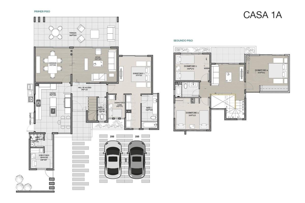 proyecto condominio santa catalina
