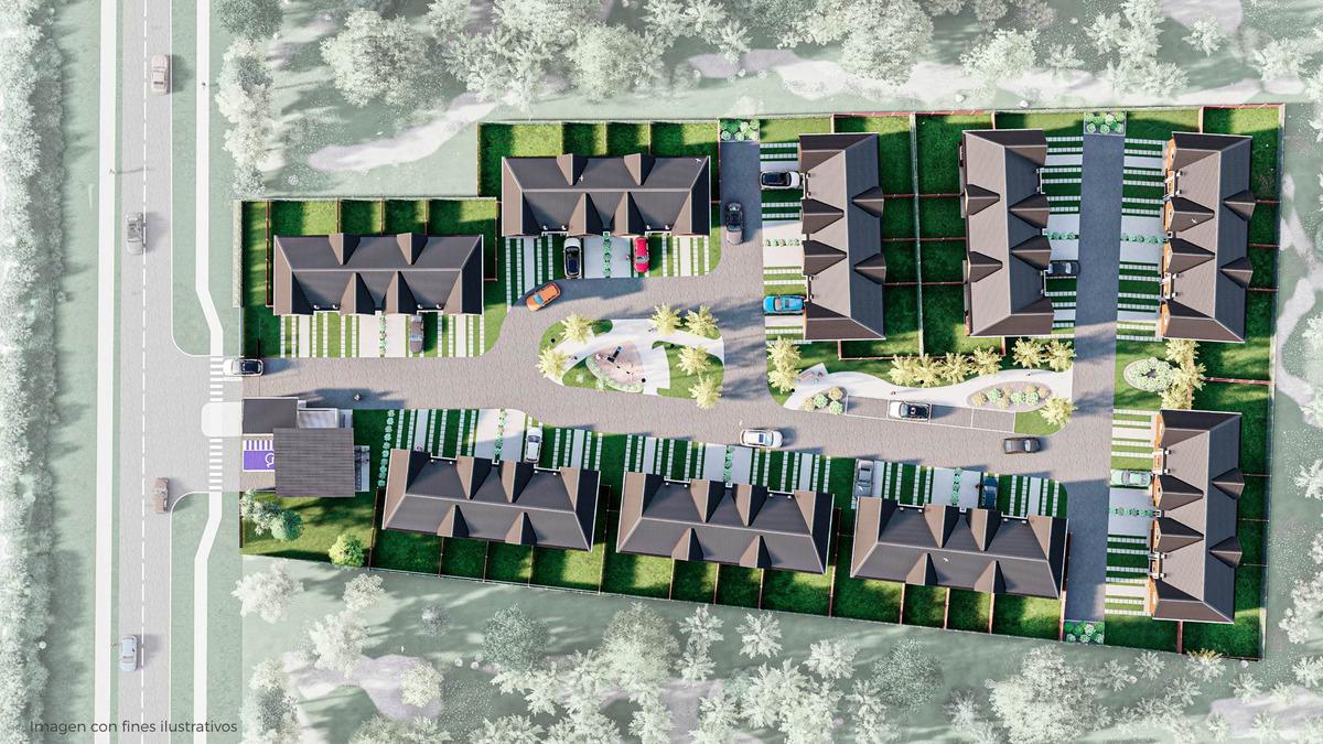 proyecto condominio silos de collico