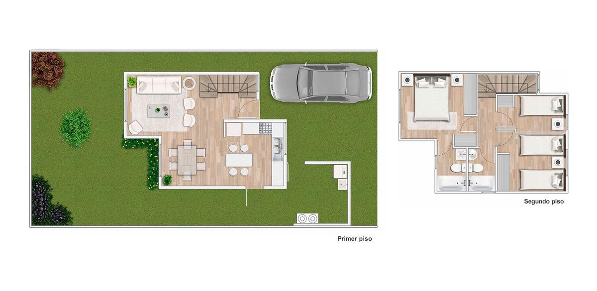 proyecto condominio solar de las pircas