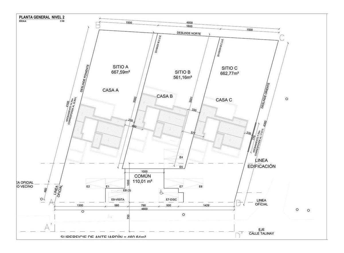proyecto condominio talinay