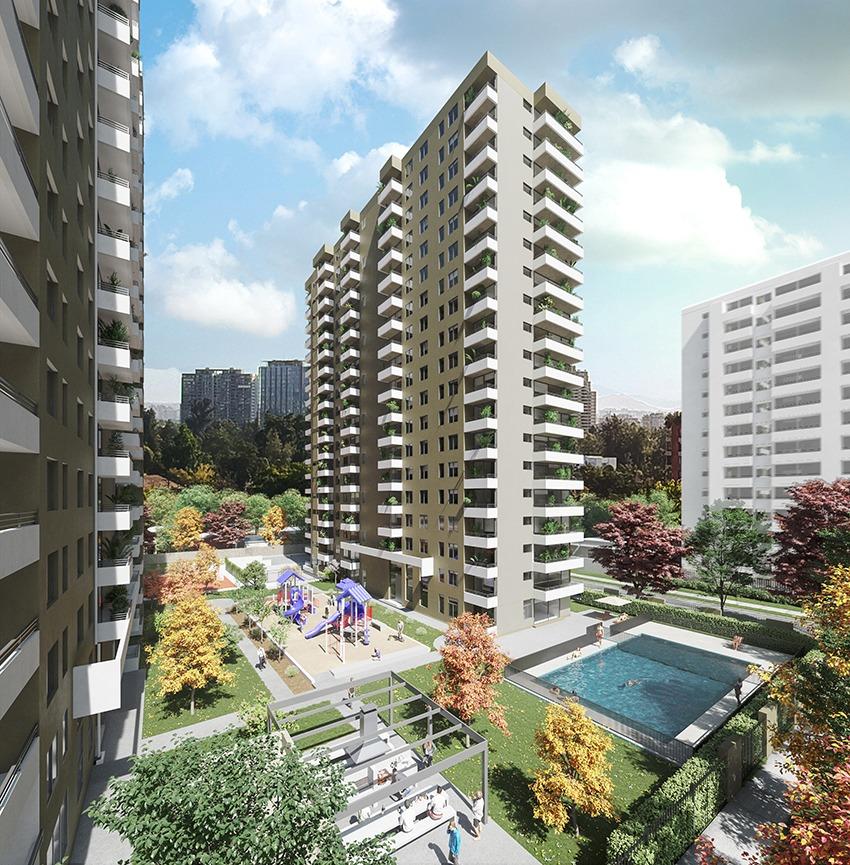 proyecto condominio torres del llano