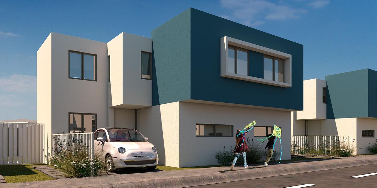 proyecto condominio travesía del desierto etapa ii