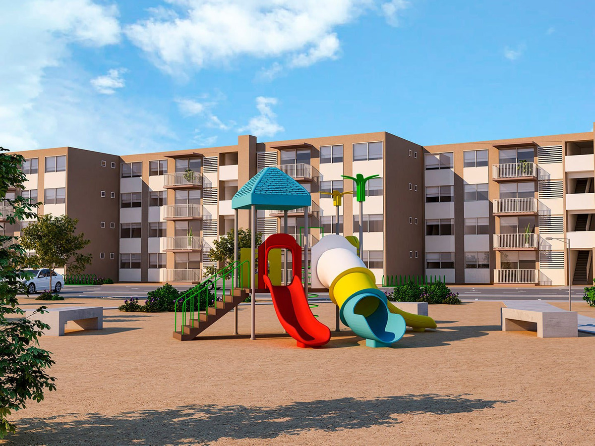 proyecto condominio vista sur