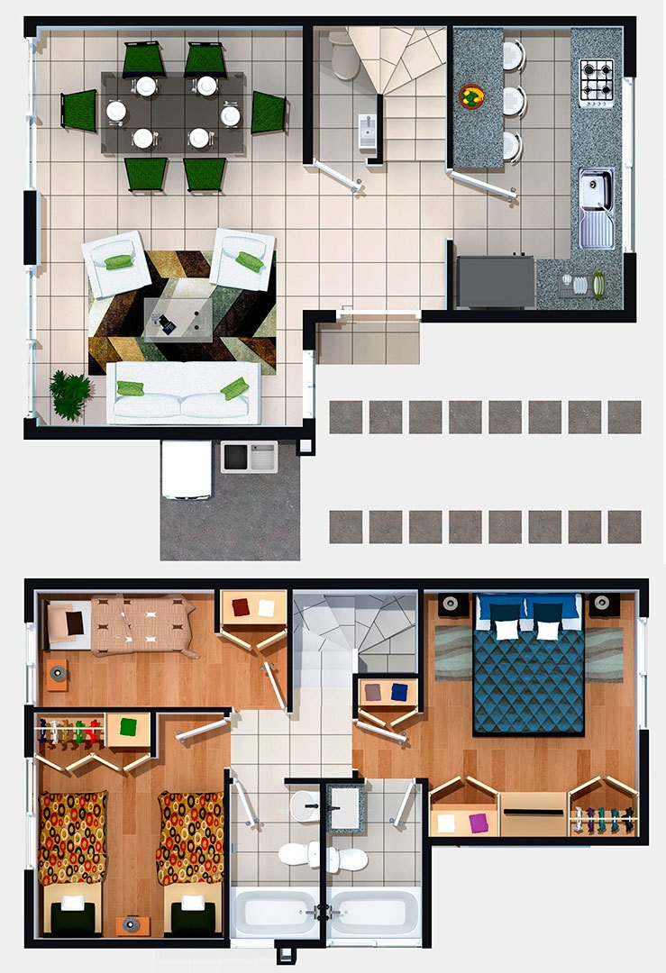 proyecto condominio vistamar