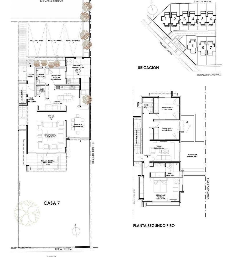 proyecto condominio von schroeders