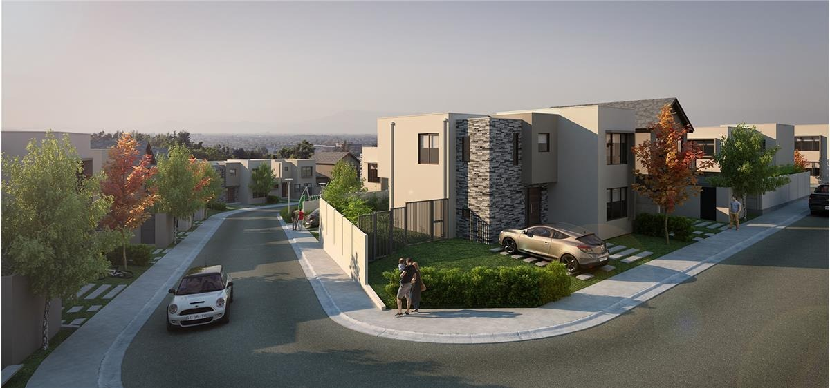 proyecto cumbres del peral  condominio las camelias